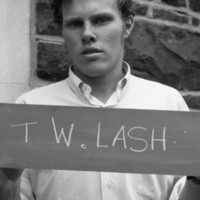 T.W. Lash-Adv. Lab I Friday 1970 (geo1148)