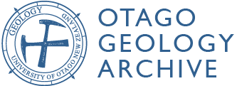 Otago Geology Archive